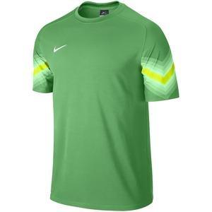 Ss Goleiro Jsy Erkek Yeşil Futbol Tişört 588416-307