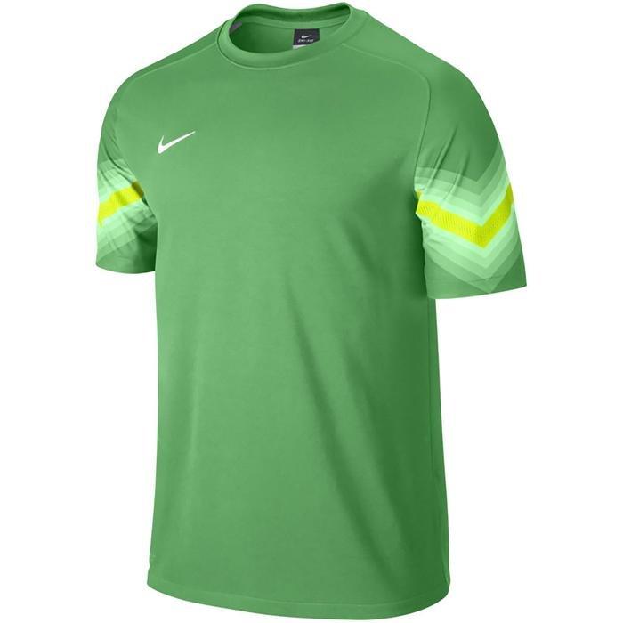 Ss Goleiro Jsy Erkek Yeşil Futbol Tişört 588416-307 628405