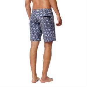 Jeff Canham Erkek Mavi Yüzme Şortu 7A3111-5900