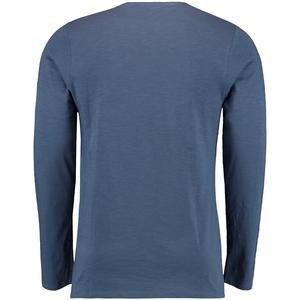 Jacks Base L-Slv Top Erkek Mavi Yüzme Tişört 7A2104-5045