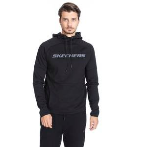 2X i-Lock Erkek Siyah Günlük Stil Sweatshirt S192203-001