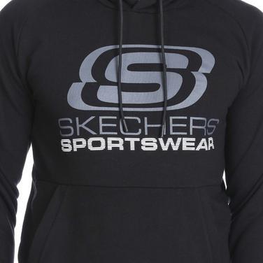 Fleece Erkek Siyah Günlük Stil Sweatshirt S192095-001 1149558