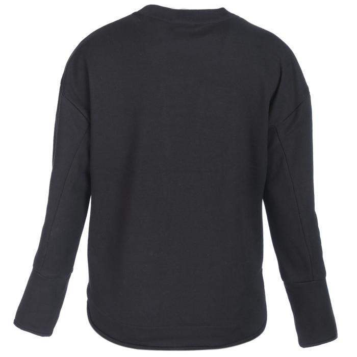 2X i-Lock Kadın Siyah Günlük Stil Sweatshirt S192201-001 1149449