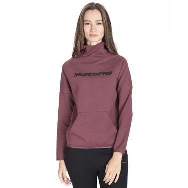 2X i-Lock Kadın Pembe Günlük Stil Sweatshirt S192202-810 1149464