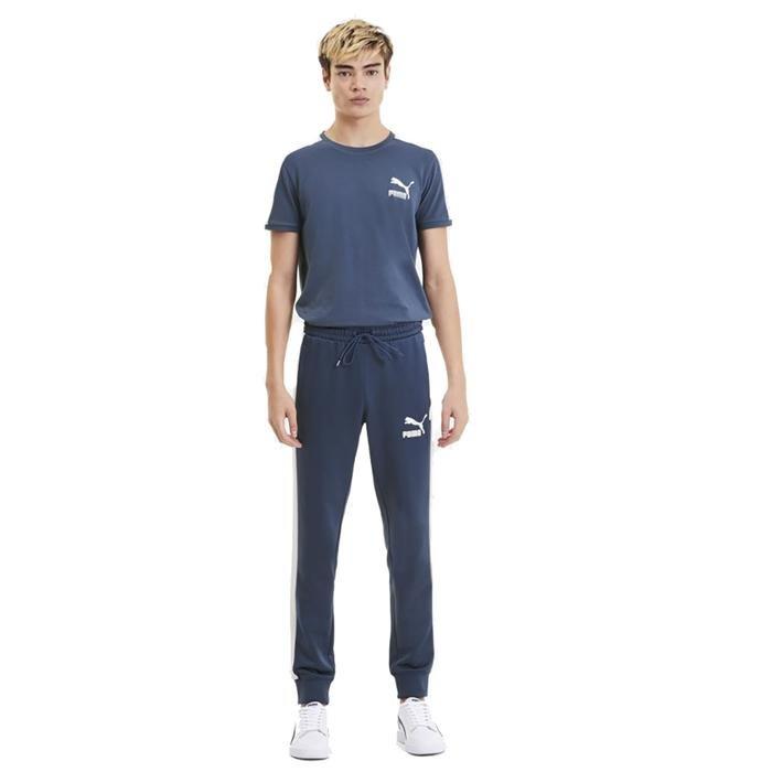 iconic T7 Track Erkek Mavi Günlük Stil Pantolon 59528743 1172816