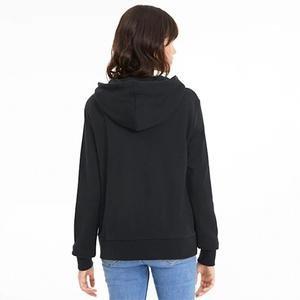 Classics Kadın Siyah Kapüşonlu Sweatshirt 59520171