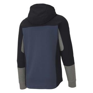 Evostripe Hooded Erkek Çok Renkli Kapüşonlu Sweatshirt 58148643