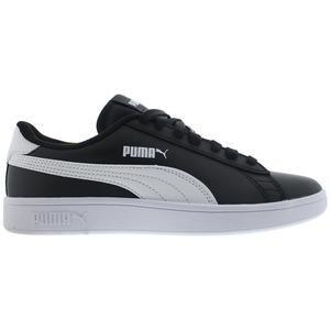 Smash V2 L Jr Kadın Siyah Günlük Ayakkabı 36517003