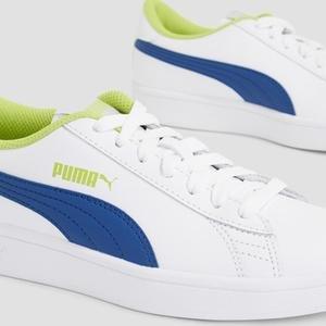 Smash V2 L Jr Kadın Beyaz Günlük Ayakkabı 36517014