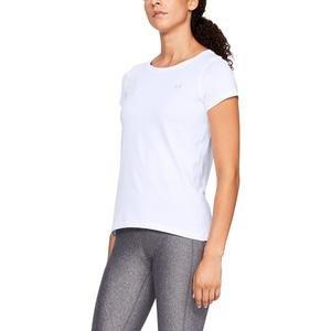 Heat Gear Armour Ss Kadın Siyah Tişört 1328964-100