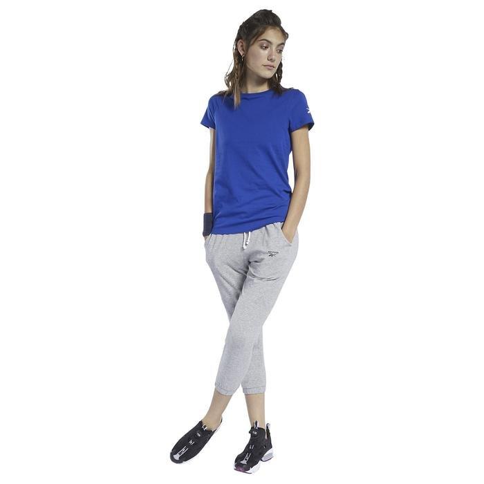 Workout Comm Kadın Mavi Günlük Tişört FQ6640 1177987