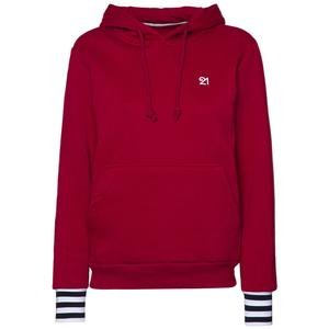 Unisex Bordo Antrenman Sweatshirt WHD1S05