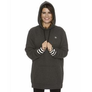 Kadın Gri Antrenman Sweatshirt WHD2S24