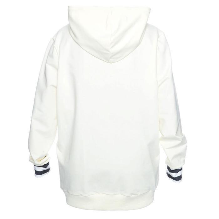 Kadın Beyaz Antrenman Sweatshirt WHD2S02 1157505