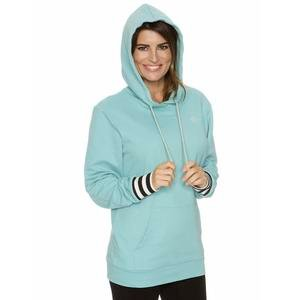 Kapüşonlu Kadın Mavi Antrenman Sweatshirt WHD2S07