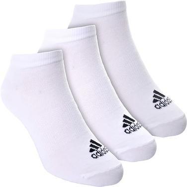 3'lü Kadın Beyaz Antrenman Çorabı AA2311 815232
