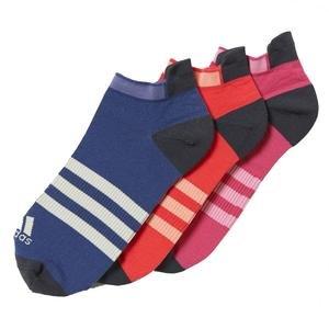Kadın Çok Renkli 3'lü Çorap AJ9683