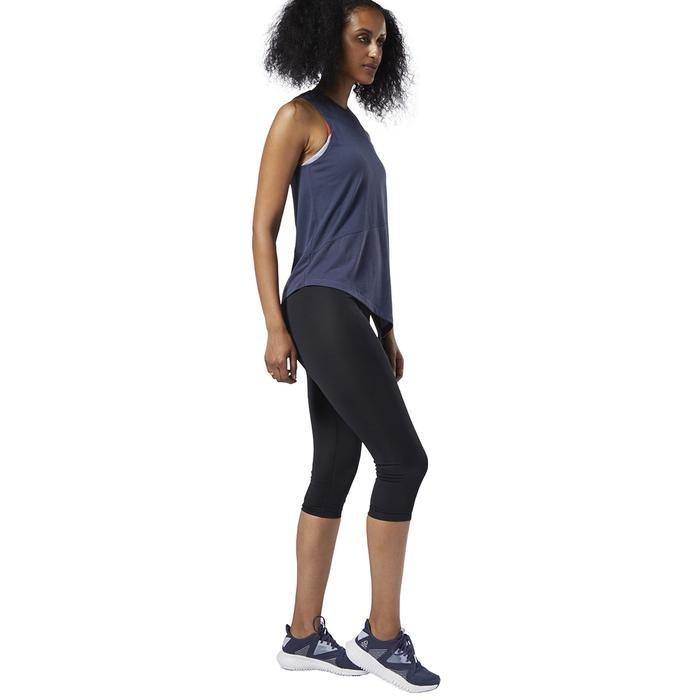 Wor Comm Capri Kadın Siyah Tayt EH5809 1146571