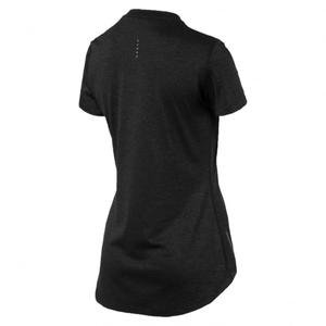Ignite Heather SS Tee Kadın Siyah Tişört 51825602