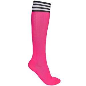 Uzun Koşu Çorabi- Running Socks Pembe Pembe Kadın Antrenman Çorabi Wsc1S04