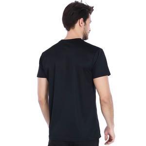 Fortunato Erkek Siyah Günlük Stil Tişört 710301-00B