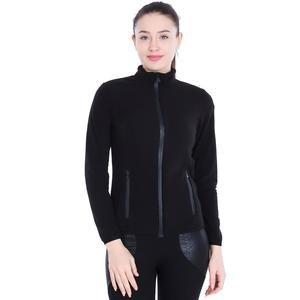 Kadın Siyah Polar Sweatshirt 710080-00B