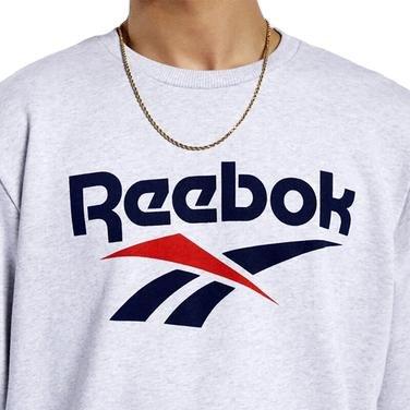 Cl F Vector Crew Erkek Gri Günlük Stil Sweatshirt FK2660 1177929