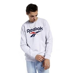 Cl F Vector Crew Erkek Gri Günlük Stil Sweatshirt FK2660