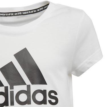 Yg Mh Bos Çocuk Beyaz Günlük Stil Tişört ED4604 1147863