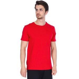 Basic Erkek Kırmızı Günlük Stil Tişört 710200-00K