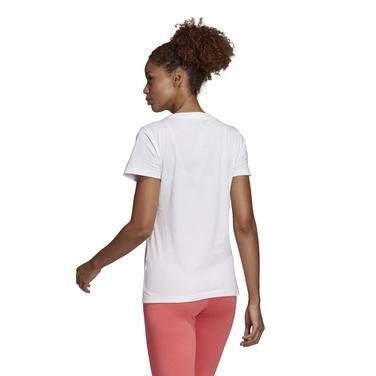E Lin Slim T Kadın Beyaz Günlük Stil Tişört DU0629 1147686