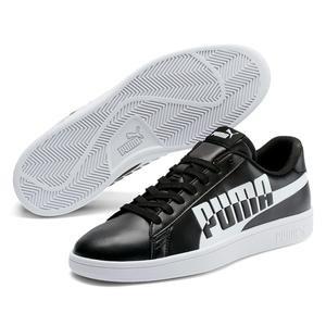 Smash V2 Max Erkek Siyah Günlük Ayakkabı 37113504