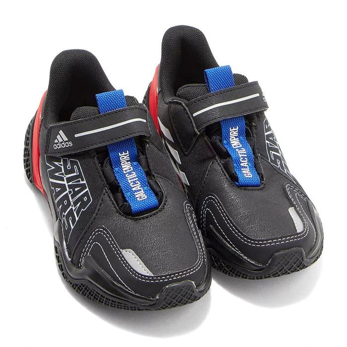 Kids Star Wars Çocuk Siyah Günlük Ayakkabı EF9488 1176471