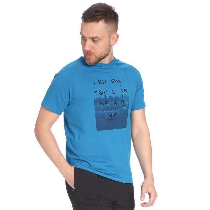 Erkek Mavi Tişört 711007-PTR 1137439