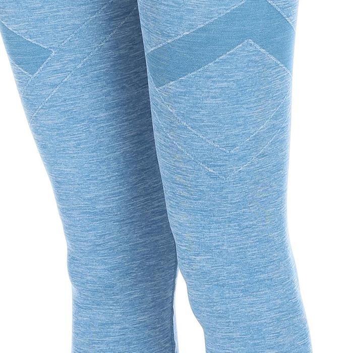 Seamlalt Kadın Mavi Tayt 710738-PTR 1093078