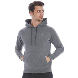 Efsweat Erkek Gri Günlük Stil Sweatshirt 711219-ANT