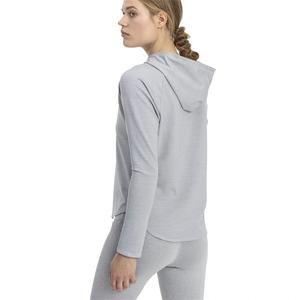 Active Hoody Kadın Gri Günlük Sweatshirt 85177504
