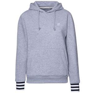 Unisex Gri Antrenman Sweatshirt WHD1S16