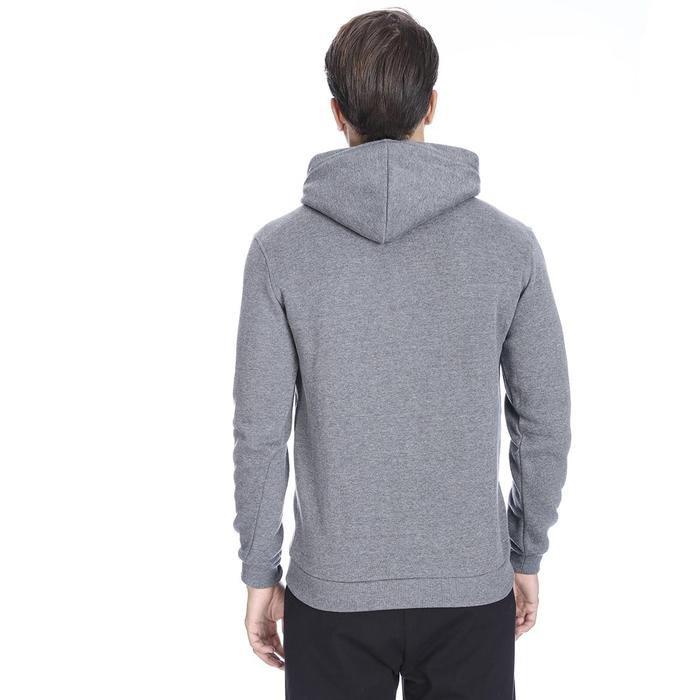 Swerun Erkek Gri Günlük Stil Sweatshirt 710719-ANT 1127848
