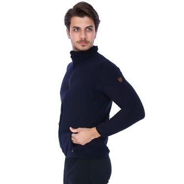 Erkek Lacivert Polar Sweatshirt 710079-00M 962242