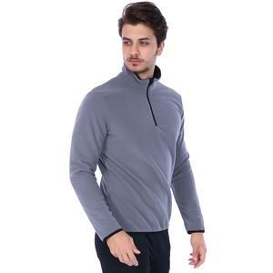 Erkek Gri Polar Sweatshirt 710078-00A