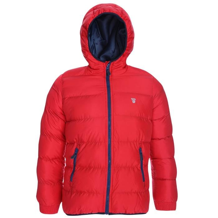 Çocuk Kırmızı Kapüşonlu Outdoor Mont B10007-KRM 1127732