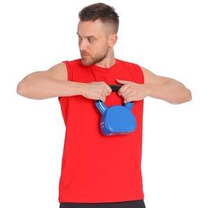 Erkek Kırmızı Antrenman Atlet 711005-KRM