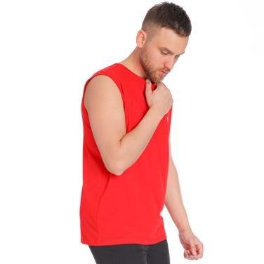Erkek Kırmızı Antrenman Atlet 711005-KRM 1137411