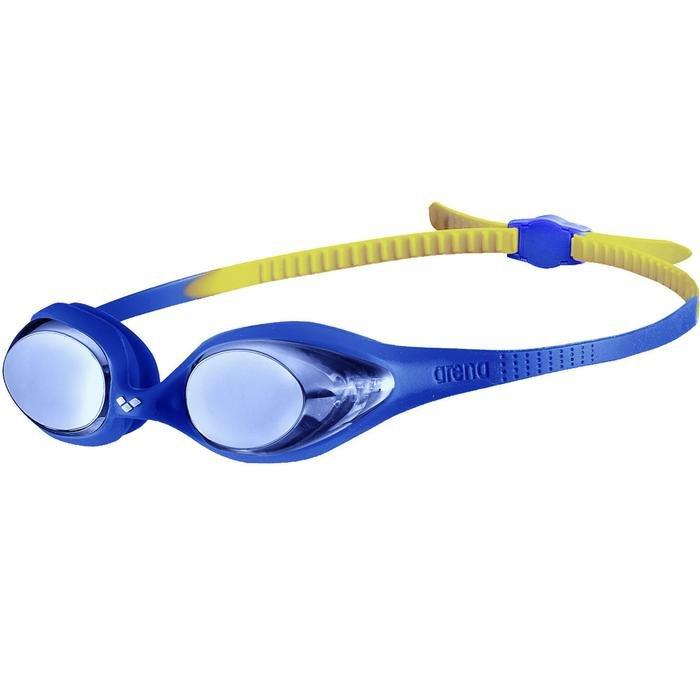 Spider Jr Mirror Çocuk Mavi Yüzücü Gözlüğü 1E36273 754102