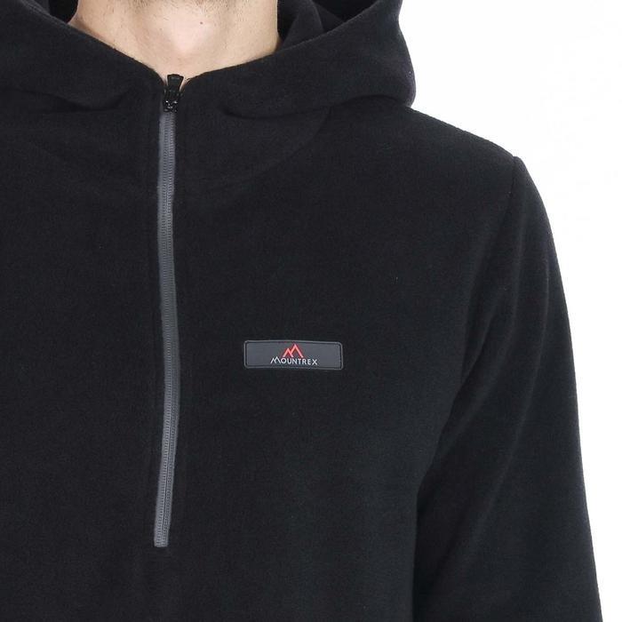 Mounpolarman Erkek Siyah Polar Sweatshirt M100043-SYH 1127778