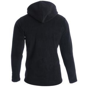 Mounpolarman Erkek Siyah Polar Sweatshirt M100043-SYH