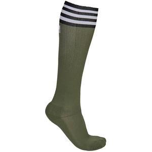 Kadın Haki Uzun Koşu Çorabı WSC1S10