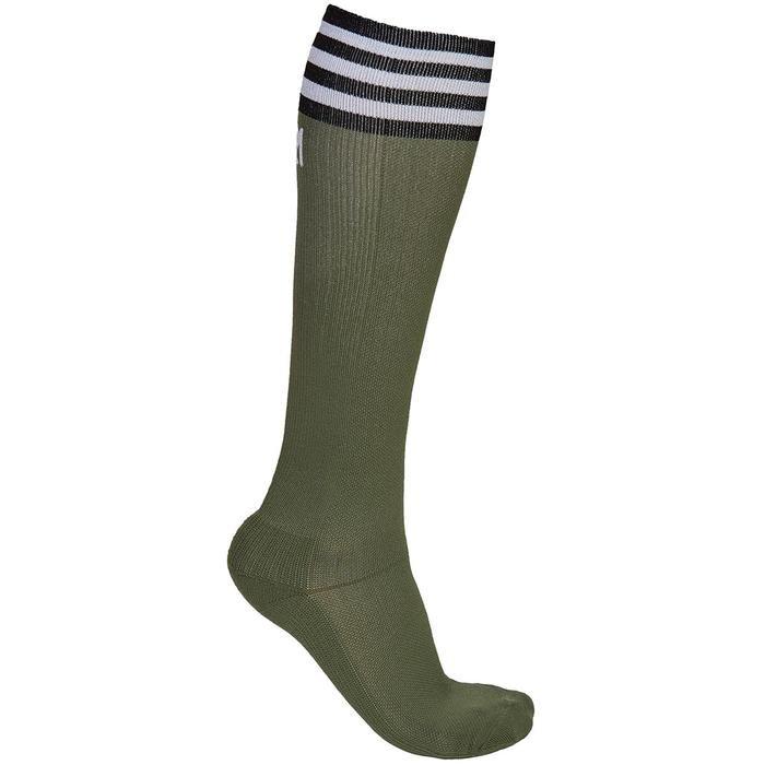Kadın Haki Uzun Koşu Çorabı WSC1S10 1117770