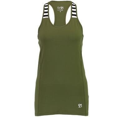 Tank Kadın Haki Antrenman Atleti WTK1S10 1117736